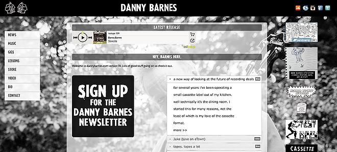 Danny Barnes - Banjo Picker