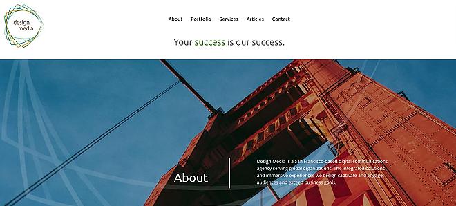 Design Media - Creative Agency San Francisco