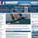 Alameda Waterfront 2.0 in 2012.