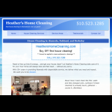 Heathers Home Cleaning - Alameda | Berkeley | Oakland