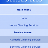 Heathers Home Cleaning - Mobile version