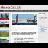 The new home page of Alameda Point Info