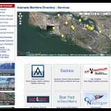 Maritime services directory.