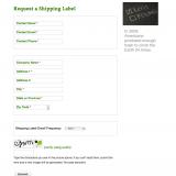 Lost Never Found drupal website