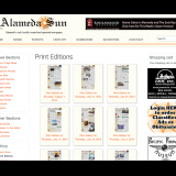 Print editions all available as PDF's.