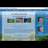 STThomas REAL SOLUTIONS has some nice houses for sale in the Virgin Islands!