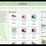 sumbody has nearly 1000 natural body care products in their online store.