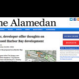New version of The Alamedan - completely responsive!