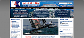 Alameda Waterfront - America's Cup 34 on San Francisco Bay