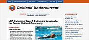 Oakland Undercurrent Swim Team and Lessons