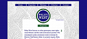 Policy West - Where Policy Matters