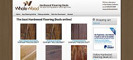 Hardwood Flooring Deals