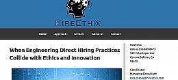 Hire Ethix - Orange County Recruiters