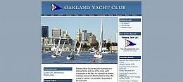 Oakland Yacht Club - Located on the Oakland / Alameda Estuary
