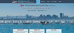 2016 USODA Team Trials at the San Francisco Yacht Club